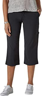 Riders by Lee Indigo Women's Performance Capri, Black, 14/Medium