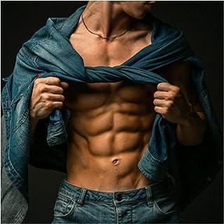 Músculo de Silicona Músculo De Silicona, Traje De Cosplay, Traje Músculo De Silicona, Músculo Falso (Color : Tan, Size : M...