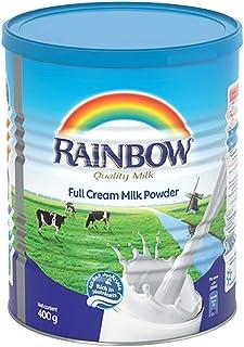 Rainbow Full Cream Powder Milk - 400 gm