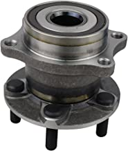 CRS NT512401 New Wheel Bearing Hub Assembly (1 pack), Rear Left/Right Side, for Subaru Impreza 2008-2014/ Legacy 2010-2014 / Outback 2010-2014/ Forester 2009-2013/ BRZ 2013-2016, w/o ABS
