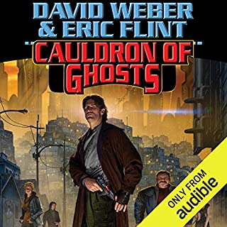 Cauldron of Ghosts cover art