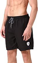 anqier Mens Swim Trunks Quick Dry Beach Shorts Mesh Lining Board Shorts Swimwear Bathing Suits with Pockets