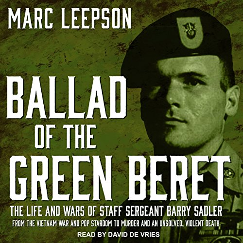 Ballad of the Green Beret cover art