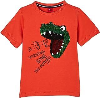 s.Oliver 404.10.102.12.130.2058008 meisjes t-shirt