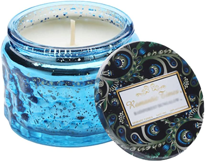 Outlet ☆ Free Shipping XZYH Romantc time Essential Oil smkeless Fees free!! Fragranc Scented Candle