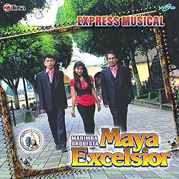 Express Musical. Música de Guatemala para los Latinos