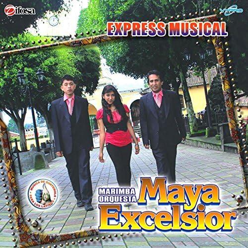 Marimba Orquesta Maya Excelsior