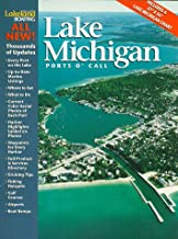 Lakeland Boating Ports O' Call Lake Michigan: Volume 2 (Includes a 27