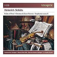 Heinrich Schutz: Psalms of David Christ