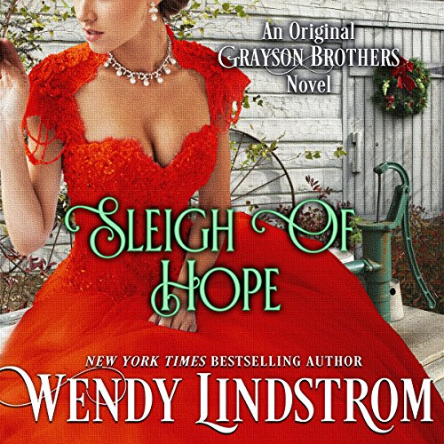 Sleigh of Hope (Grayson Brothers, Book 5) audiobook cover art