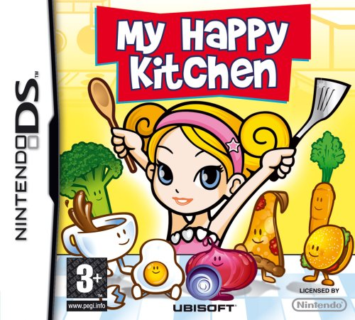 My Happy Kitchen (Nintendo DS) [Edizione: Regno Unito]