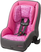 Cosco Mighty Fit 65 DX Convertible Car Seat, Heather Rose Pink