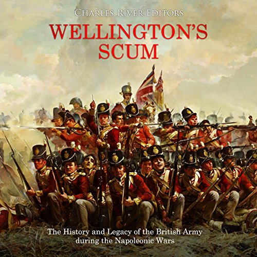 Wellington's Scum audiobook cover art