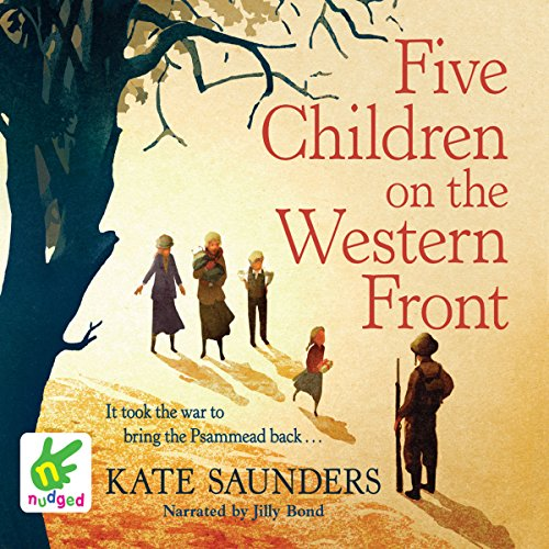 Five Children on the Western Front audiobook cover art