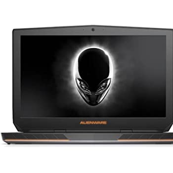 "Alienware 17R3 Intel Core i7-6700HQ X4 2.6GHz 8GB 1TB 17.3"" Win10,Silver"