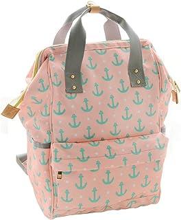 حقائب الحفاضات متعددة الوظائف حقيبة حفاضات لرعاية الطفل والسفر حقائب الظهر سعة كبيرة مقاومة للماء وخفيفة الوزن
