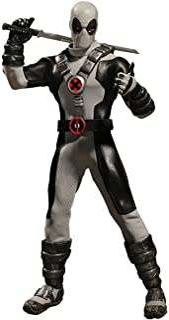 Mezco Toys FEB178707 One: 12 Collective: Marvel X-Force Deadpool Action Figure