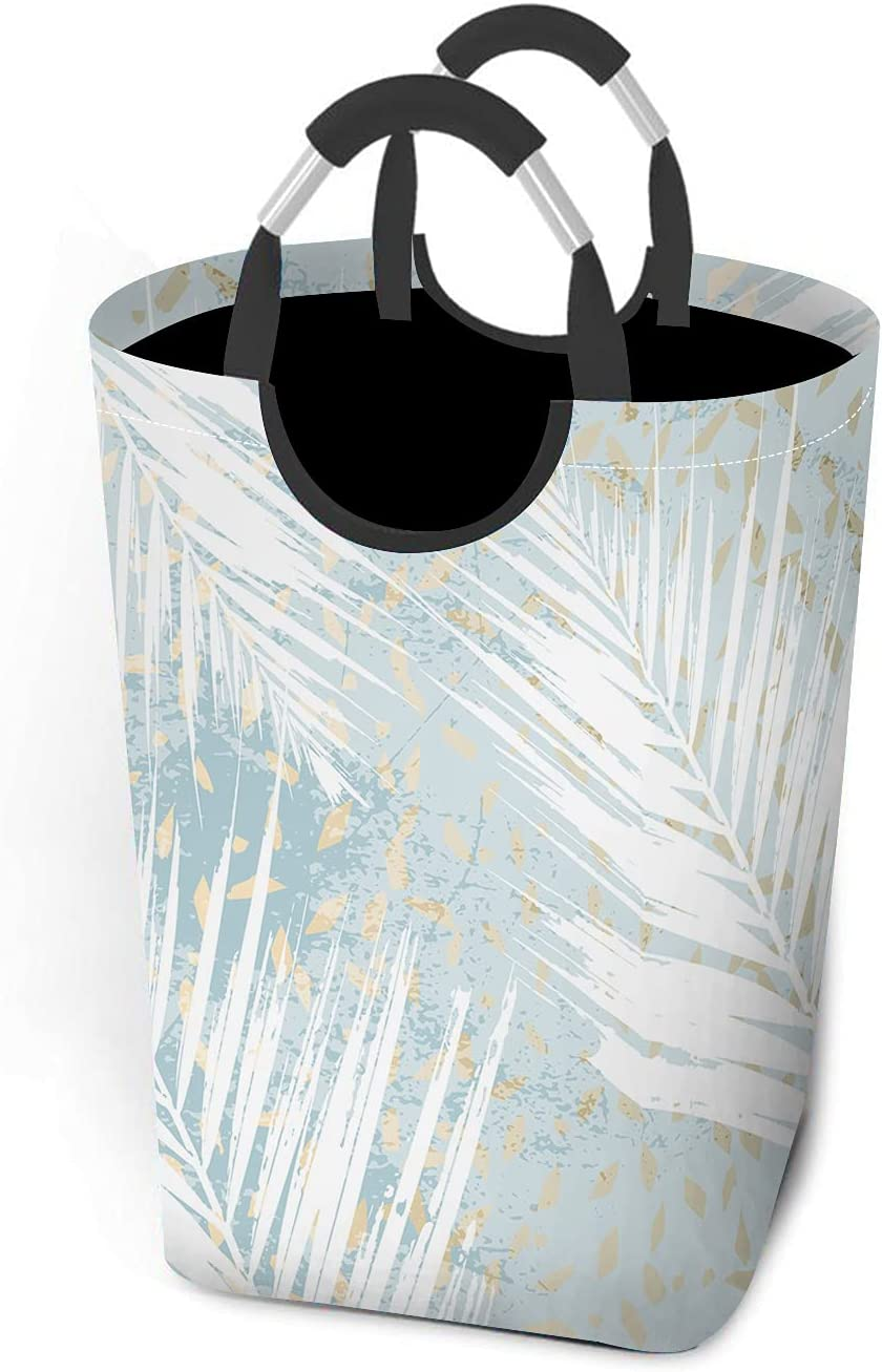 Wondertify Trendy Chic Pastel Cheap SALE Limited time sale Start Laundry Hamper Colored Foil S Gold
