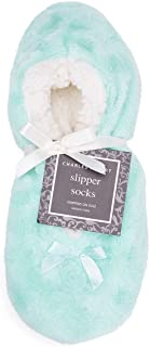 Womens Cozy & Comfortable Womens Slipper Socks-Fuzzy Socks for Women-Cute-Extra Soft Socks