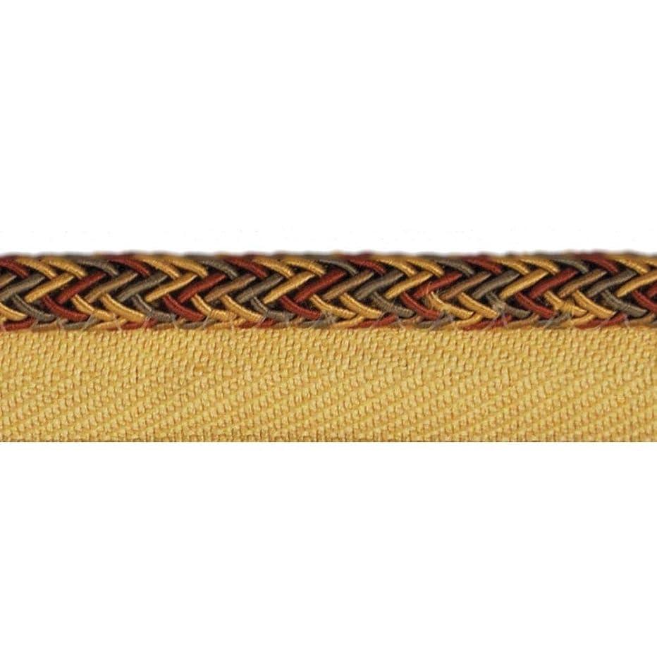 BELAGIO Enterprises BC-10002-88-61 Cord with Lip, Dark Orange