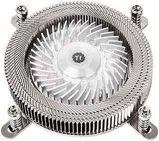 Thermaltake Engine 17 1U Low-Profile 35W INTEL 60mm PWM CPU Cooler CL-P051-AL06SL-A
