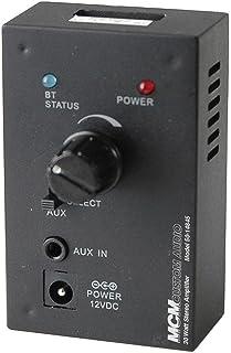 Mcm Custom Audio Compact 30 Watt Amplifier with Bluetooth Receiver - 50-14845