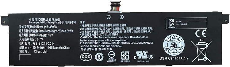 Hubei R13B01W R13B02W batería del Ordenador portátil para Xiaomi Mi Air 13.3