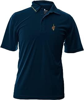 Levelwear Adult Men Surface Wordmark Polo Shirt