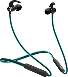boAt Rockerz 255 Sports in-Ear Bluetooth Neckband Earphone with Mic(Ocean Blue)