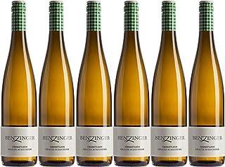 Benzinger Grauer Burgunder 2020 Trocken Ecovin Bio 6 x 0.75 l