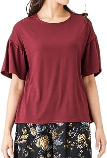 Navy(ネイビー) バックネジレデザインTシャツ NV18SS009 レディース