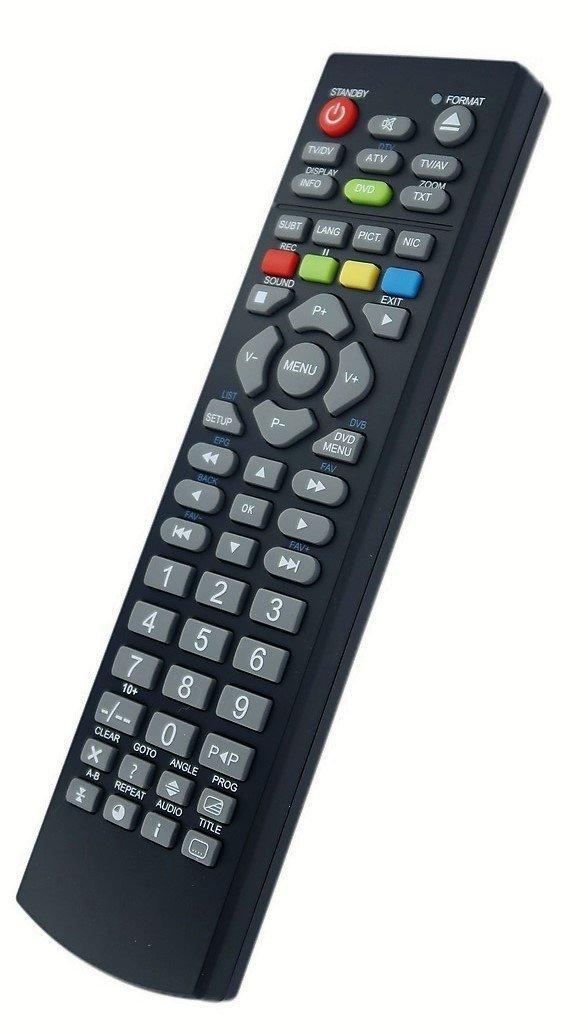 Mando a Distancia para TV TV INVES LED4614 FHD-GR: Amazon.es: Electrónica