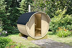 Best buy barrel sauna