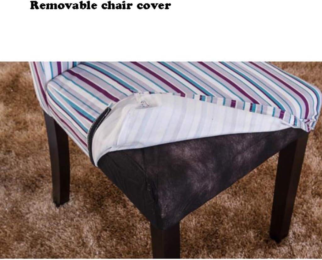 Stable Simple chaise bureau étudiant et chaise de maquillage tabouret retour à la maison à manger chaise d'ordinateur Gratuit (Color : A) C
