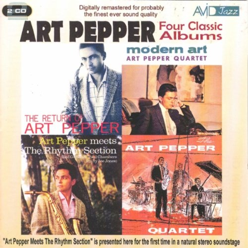 The Return Of Art Pepper: Patricia