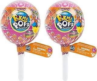 PIKMI POPS SURPRISE! New - Surprise Season 3 Style Series- Gift Set of 2 Medium Pops