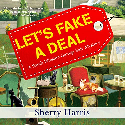 Let's Fake a Deal audiobook cover art