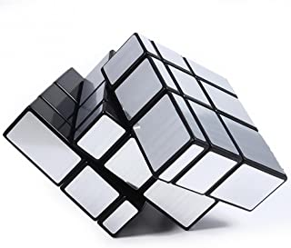 Starabu New 3x3x3 Shengshou Mirror Bump Magic Cube Twisty Puzzle Ultra-Smooth