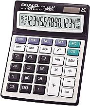 $30 » SSKGZ Office Electronics Desktop Calculator,Business Standard Features Desktop Calculator Calculators Basic Hi-tech Electr...