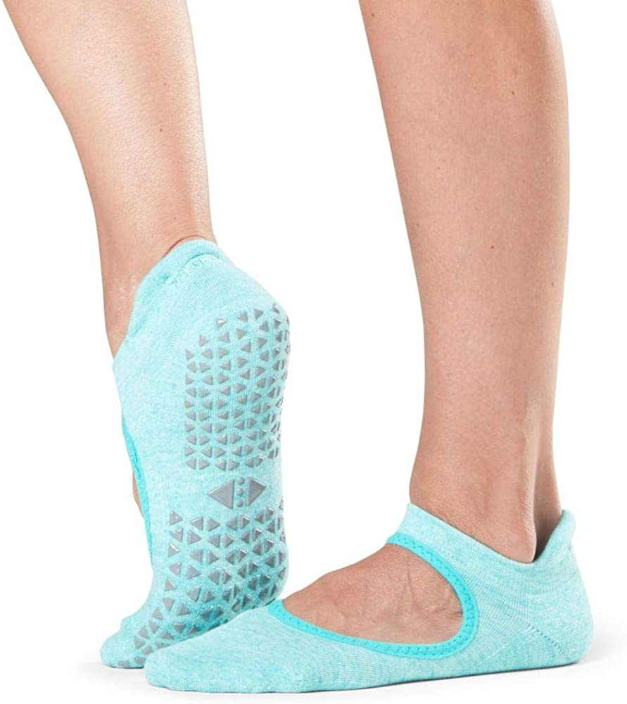 Grip Barre Dance Pilates Yoga Tavi - Socks Directly managed store Women's Noir NEW