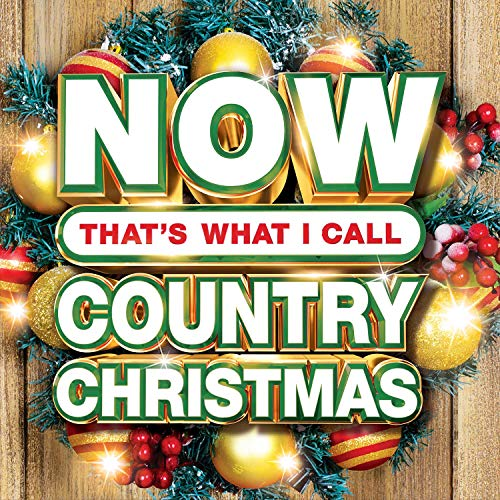 NOW Country Christmas [2 LP][Translucent Red]