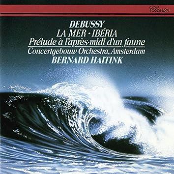 Debussy: La Mer; Prélude à l'après-midi d'un faune; Ibéria