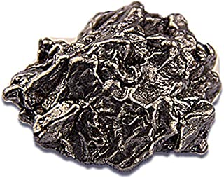 Large Massive 20-80 Grams Rare Authentic Real Meteorite, Campo Del Cielo Meteorite with Treasure Chest Gift Box, Introduction Card & Certificate of Authenticity, from Argentina. (31-40g)
