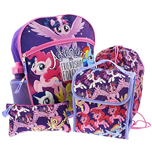 Price comparison product image My Little Pony Backpack School Set