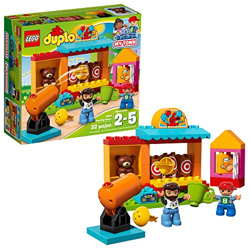 LEGO Duplo Town Shooting Gallery Now $10.63 (Was $24.99)