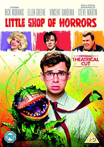 Little Shop of Horrors [Reino Unido] [DVD]