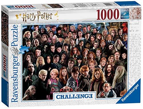 Ravensburger- Harry Potter Challenge 1000 Teile