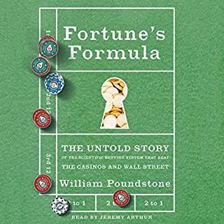 Fortune's Formula cover art