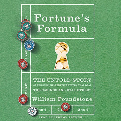 Fortune's Formula audiobook cover art