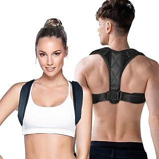 Posture Corrector for Men and Women, Upper Back Brace for Posture Correction, Adjustable..